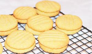 Cookies sablés au beurre