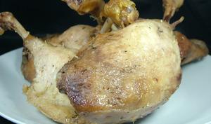 Confit de cuisses de canard aux herbes de Provence