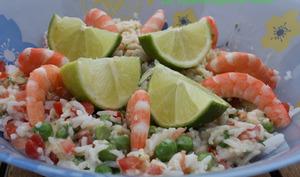 Salade Haïtienne