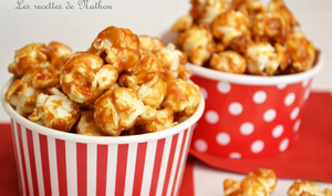 Pop-Corn caramélisé