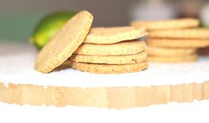 Biscuits sablés coco – citron vert
