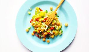 Salade Orient express
