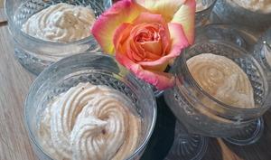 Mousse de crème de marron au mascarpone