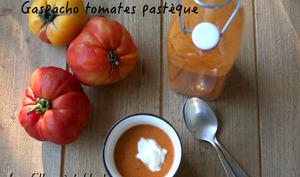 Gaspacho tomates pastèque
