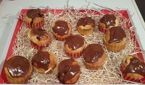 Cupcake régressif tout mars