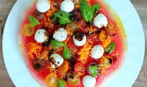 Pizza pastèque