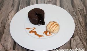 Petit coulant au chocolat