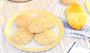 Scones citron et pavot