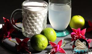 Limonade brésilienne intense ou légère