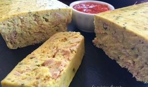 Pain de thon au curry