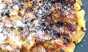 Omelette d'étudiant