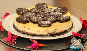 Cheesecake aux Oréo