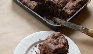 Un brownie pas comme les autres