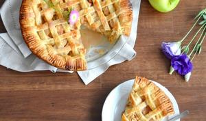 La vraie «American Apple Pie»