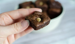 Brownies au piment d'Espelette