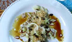 Salade Rorschach