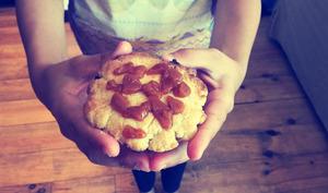 Cookies aux pépites de caramel beurre salé