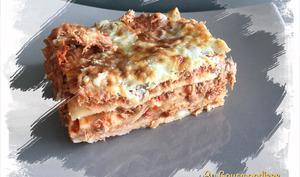 Lasagne au thon à la provençale