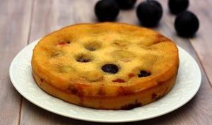 Gâteau moelleux aux prunes de Paul Bocuse