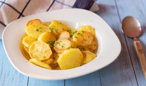 Les pommes de terre sautées de Marie-Lou