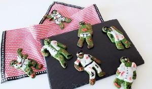 Biscuits zombies