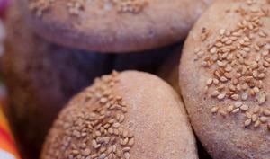 Buns à la farine d'épeautre complète