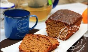 Bread cake citron, orange et flocons d'avoine – sans lactose