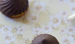 Petits tourbillons de quatre quart chocolatés