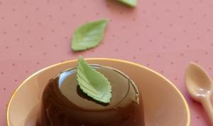 Palets chocolat coeur fruits exotiques et sa génoise aux noisettes