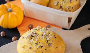 Le pumpkin bun