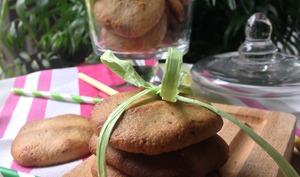 Biscuits moelleux aux pois chiches et au miel
