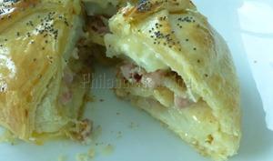Camembert en croûte feuilletée