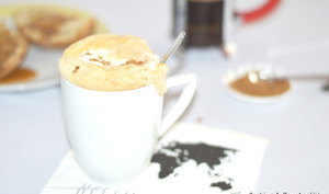 Pumpkin spice latte maison