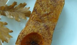 Courge butternut aux épices rôtie au four