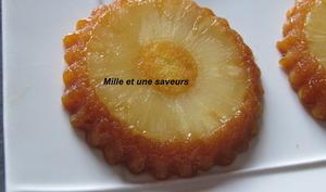 Tartelette ananas ultra rapide