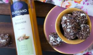 Balls coco cacao amande