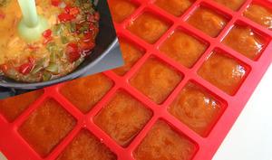 Sauce Poivrons Chorizo pour poissons blanc