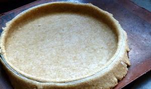 La pâte brisée sans beurre parfaite