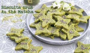 Biscrus au thé Matcha