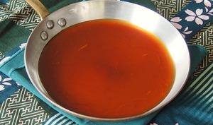 Sauce gastrique