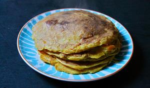 Pancakes au potimarron