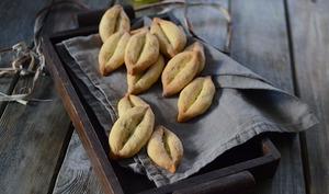 Navettes à l'huile d'olive et graines d'anis