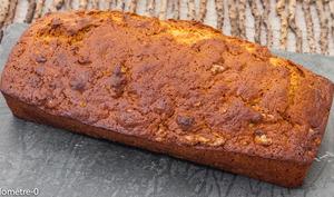 Cake aux noix, miel et épices