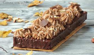 Brownie comme un entremets