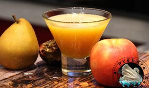 Cocktail mappemonde