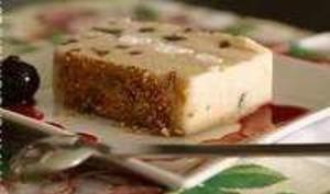 Desserts glacés pour Noël