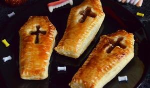 Cercueils façon Pop tarts pour Halloween