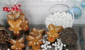 Petits rennes de Noël