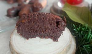 Moelleux au chocolat et coco