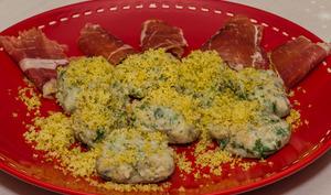 Gnocchi au chou kale